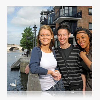 Kingston College prospectus course guide HE guide student diary