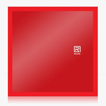 rojac cover brochure design branding