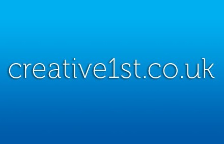creative first website creative1st.co.uk Stafford Staffordshire graphic designers