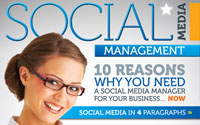Social Media Management Stafford Manager online reputation management